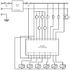 plc wiring diagram symbols plc wiring diagrams online