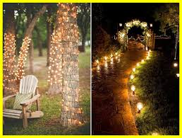 creative outdoor lighting ideas. Uncategorized Outdoor Lighting For Wedding Reception Stunning Creative Ideas Makeovers A Pict Of Concept And E
