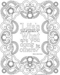 Growth Mindset Coloring Pages Inspirational Quotes Free Pdf