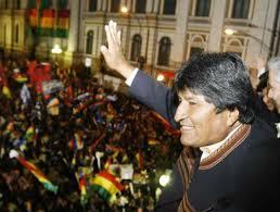 Resultado de imagen para logros sociales evo morales bolivia
