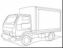 amazing semi truck coloring pages with truck coloring page ...
