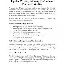 Professional Resume Help Resume Help Objective Writing Career Examples Statement Job 34