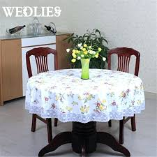 tablecloth for round table plastic oilcloth tablecloth picnic table