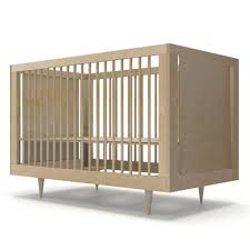 mid century modern baby furniture. Spot On Square Ulm Crib - Fawn\u0026forest. Find This Pin And More Mid Century Modern Nursery Baby Furniture