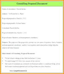 Management Proposal Awesome Management Consulting Proposal Template Word Management Consulting