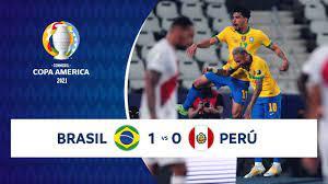 VIDEO/ Brasile Perù (1-0): highlights e gol: decide Paquetà al 35'! (Copa  America)