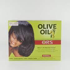no lye hair relaxer normal afro pride