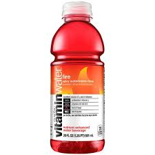 glaceau vitaminwater fire y watermelon lime prev next description nutrition facts ings
