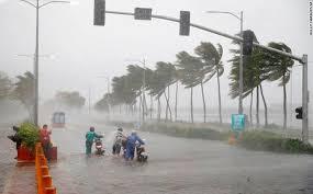 Kết quả hình ảnh cho hinh ảnh bão số 9 năm 2018