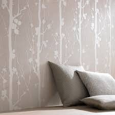 Small Picture Textured Wallpaper White Accent Wall Nursery For Walls Decor
