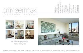 Interior Designer Website