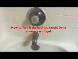 how to fix a leaky bathtub faucet delta shower cartridge l intended for change spout idea 11