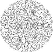 Free Printable Mandala Coloring Sheets Free Mandala Coloring Pages