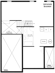 Small Picture Delighful House Plans With Basements F To Ideas