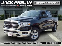 New 2019 RAM All-New 1500 Big Horn/Lone Star Crew Cab in Countryside ...