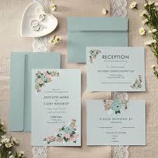 Wedding Invitatiins Custom Wedding Invitations Announcements In Canada Vistaprint
