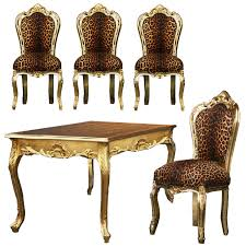 articles with leopard print dining chair covers tag enchanting intended for size 1600 x 1600