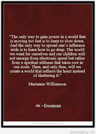Marianne Williamson Quotes Impressive Marianne Williamson Quote