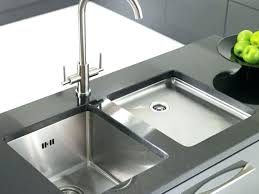 stainless undermount sink hviezdaclub kohler bar best kitchen sinks island with white canada