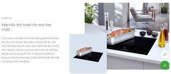 ĐỘC QUYỀN LAZADA - Bếp từ âm Beko HII 63200 - 3 VÙNG NẤU/ 2 VÙNG LINH HOẠT  - Công suất 7200W - Nhập khẩu Châu Âu - Hàng chính hãng bảo hành 2 năm
