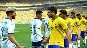 Brazil vs Argentina - Semi final COPA ...