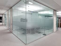 office glass door. Frameless Glass Partitions Office Door