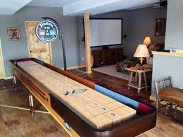 Image Basement Rec Boomshuffle Timber Block Recreation Room Ideas For Your Dream Home Timber Block