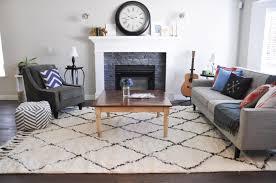 average size living room rug with average size 154