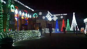 Ogilby Park Christmas Lights Oglebay Lights Youtube