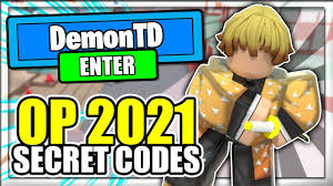 Aug 06, 2021 · if you want to check out codes for other games, we have a lot of them to keep you busy. Demon Tower Defense Codes Roblox August 2021