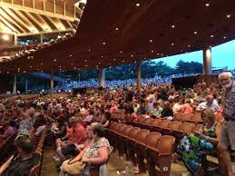 Wolftrap Seating Chart Seating Inside Filene Center Picture Of Wolf Trap National