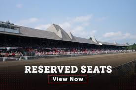 Belmont Stakes Clubhouse Seating Chart Saratoga Reserved Seats Nyra