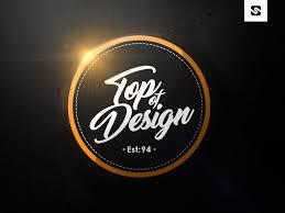 Photoshop Template For Logo Design Free Download Modern Badge Logo Design Template Psd File