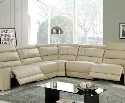 sofa : Recliner Sectional Sofa Awesome Leather Recliner Sectional ...