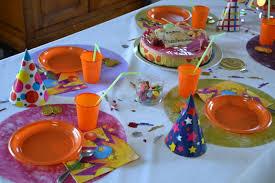Decoration Table Anniversaire Enfant - Intérieur Déco