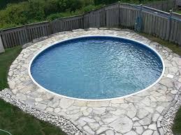 inground pools prices. Contemporary Pools Image Of Semi Inground Pool Prices On Pools