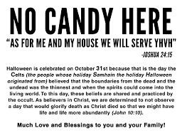 Christian Quotes On Halloween Best of Christians And Halloween What's A Christian To Do Spiritual