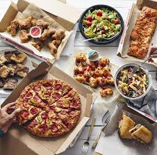 Dominos Chart Pizza Delivery Carryout Pasta Chicken More Dominos