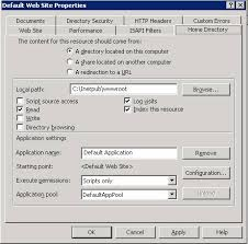 Installing Internet Information