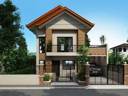 modern house designs and floor plans philippines lovely php is a two story house plan with