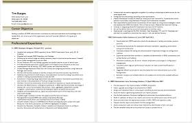 Obiee Administrator Resume Administrative Resume Samples Pinterest