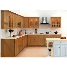 Kitchen cabinets wood Bathroom Wooden Kitchen Cabinet Aristokraft Wooden Kitchen Cabinet At Rs 2400 square Feet Solid Wood Kitchen