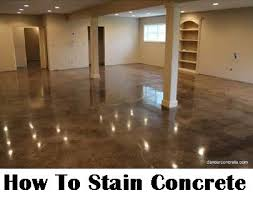 concrete basement floor ideas. Plain Concrete Whatu0027s The Point Of Laying Down Gorgeous Expensive Carpet If Basement  Is Going To Be A High Traffic Hang Out This Stained Concrete Look  To Concrete Basement Floor Ideas O