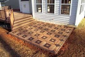 outdoor flooring ideas amazing outdoor deck flooring tiles composite flooring ideas to bring contemporary style into