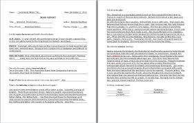 Grade Book Template Microsoft Word Loris 6th Grade Book Report Somebody Wrote This
