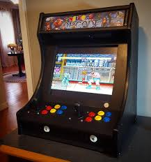 Raspberry Pi Game Cabinet Build Your Own Mini Arcade Cabinet With Raspberry Pi Retro