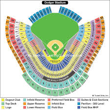 Dodger Stadium Seating Chart 2019 Hillsboro Stadium Seating Chart Dodgers Seating Map