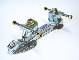 Roll Line Mistral Roller Skate Plates