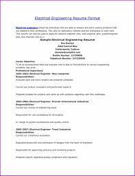 Engineering Resume Templates Unique Engineering Resume Templates Word Engineer Cv Qa Engineer 82