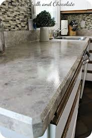 refinishing laminate countertops best diy concrete countertops